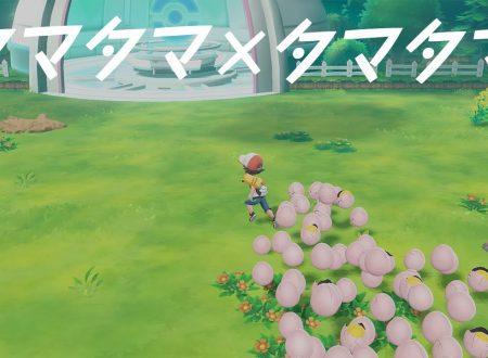 Pokèmon Let's GO Pikachu & Eevee: pubblicati dei nuovi video ufficiali giapponesi sui titoli