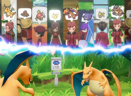 Pokèmon Let's GO Pikachu & Eevee: pubblicato un nuovo trailer sugli allenatori Esperti