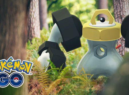 Pokèmon Let's GO Pikachu & Eevee: rivelato Melmetal, l'evoluzione di Meltan
