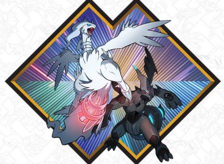 Pokèmon Sole e Luna/Ultrasole e Ultraluna: annunciata la distribuzione di ottobre con Reshiram e Zekrom