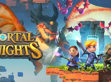 Portal Knights: ora disponibile la versione 1.5.2 sui Nintendo Switch europei