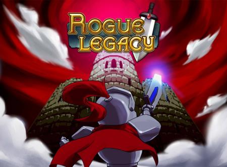 Rogue Legacy: il titolo è in arrivo il 6 novembre sull'eShop europeo di Nintendo Switch