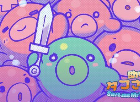 Save me Mr Tako: Tasukete Tako-San, i nostri primi 33 minuti di gameplay dai Nintendo Switch europei