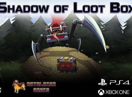 Shadow of Loot Box: il titolo è in arrivo a fine anno sull'eShop di Nintendo Switch