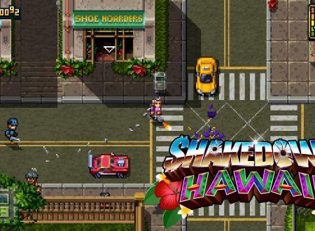 Shakedown: Hawaii, pubblicato un nuovo gameplay trailer sul titolo