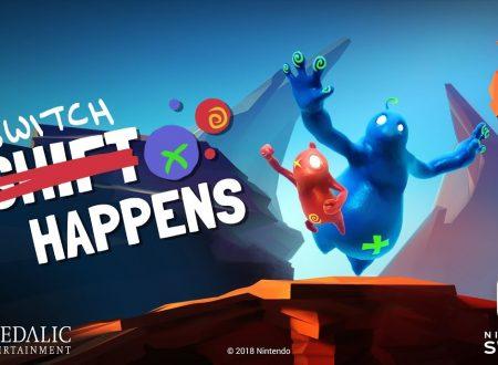 Shift Happens: il titolo è in arrivo il 10 ottobre sull'eShop di Nintendo Switch