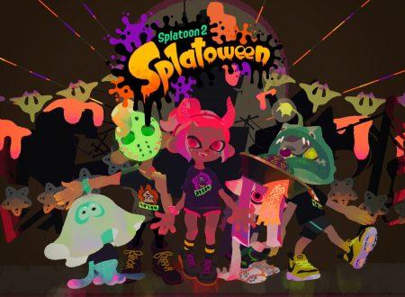 Splatoon 2: mostrato l'artwork ufficiale dello Splatoween, Dolcetto o scherzetto?