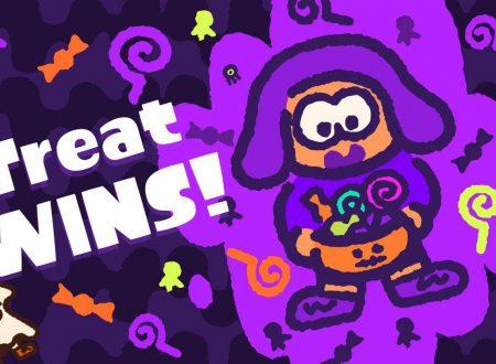 Splatoon 2: svelati i risultati finali dello Splatoween, lo Splatfest globale di Halloween