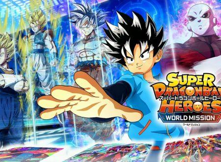 Super Dragon Ball Heroes: World Mission, aperto il sito ufficiale giapponese e pubblicati i primi screenshots