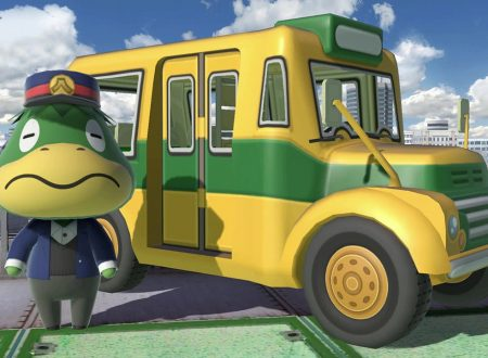 Super Smash Bros. Ultimate: novità del 1 ottobre, Remo, assistente alla guida di un autobus