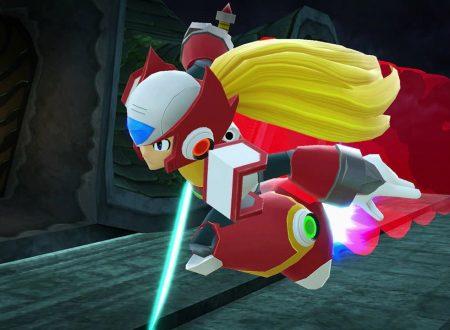 Super Smash Bros. Ultimate: novità del 10 ottobre, Assistente Zero da Megaman X