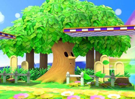 Super Smash Bros. Ultimate: novità del 17 ottobre (#2), lo scenario Green Greens della serie Kirby