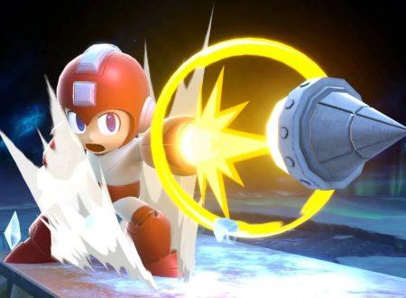 Super Smash Bros. Ultimate: novità del 17 ottobre, il brano dello stage di Flash Man