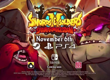 Swords & Soldiers II Shawarmageddon: pubblicato un nuovo trailer sul titolo