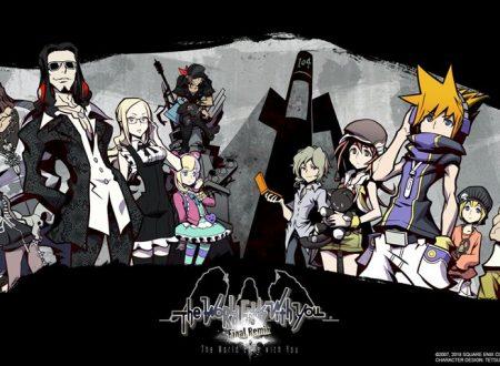The World Ends With You -Final Remix-: svelate le note degli sviluppatori, Tetsuya Nomura, Tatsuya Kando e Takeharu Ishimoto