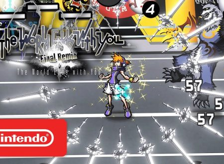 "The World Ends with You: Final Remix, pubblicato il trailer ""Pinning Down Battle"""