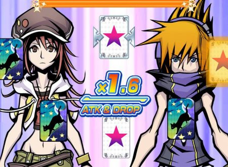 The World Ends with You: Final Remix, pubblicato il trailer di lancio italiano del titolo