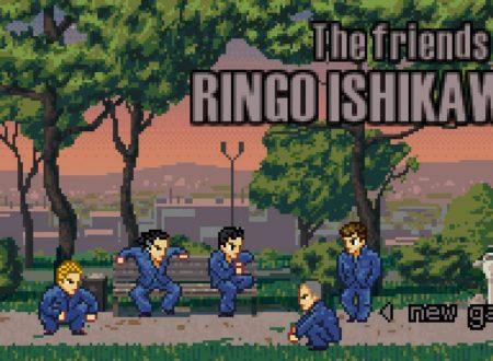 The friends of Ringo Ishikawa: il titolo è in arrivo prossimamente sull'eShop di Nintendo Switch