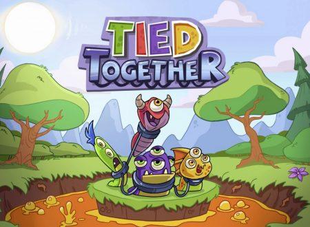 Tied Together: uno sguardo in video al titolo dall'eShop europeo di Nintendo Switch