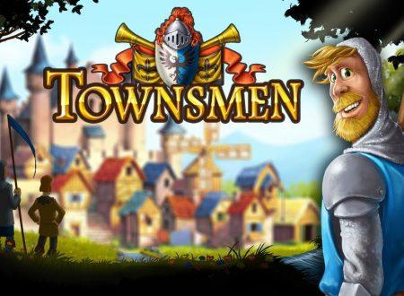 Townsmen: il titolo è in arrivo il 9 novembre sull'eShop di Nintendo Switch