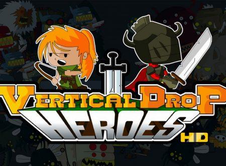 Vertical Drop Heroes HD: uno sguardo in video al titolo dai Nintendo Switch europei