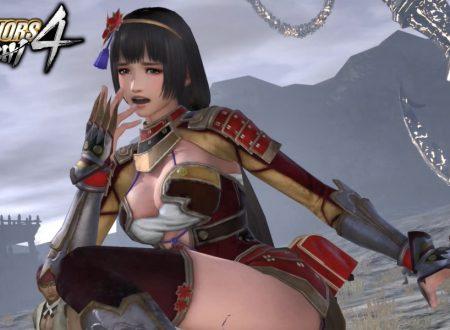 Warriors Orochi 4: i nostri primi 45 minuti di video gameplay dai Nintendo Switch europei