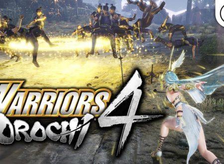 Warriors Orochi 4: pubblicato il trailer di lancio del titolo su Nintendo Switch