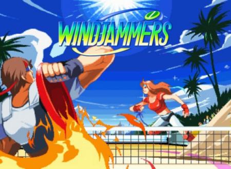 Windjammers: pubblicato il trailer di lancio del titolo su Nintendo Switch
