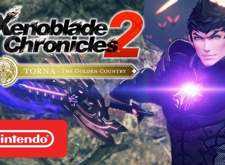 Xenoblade Chronicles 2: Torna – The Golden Country, pubblicato un trailer panoramica