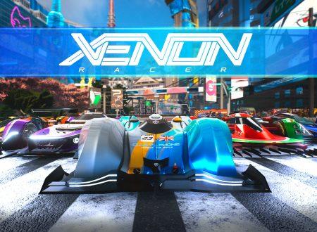 Xenon Racer: il titolo racing game è ufficialmente in arrivo su Nintendo Switch