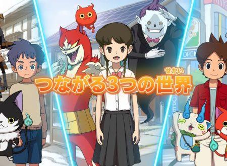 Yo-kai Watch 4: pubblicato il trailer di debutto e 10 minuti di gameplay sul titolo