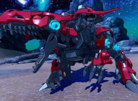 Zoids Wild: pubblicato il terzo screenshots del titolo in arrivo su Nintendo Switch