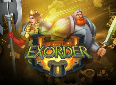 Exorder: uno sguardo in video al titolo dai Nintendo Switch europei