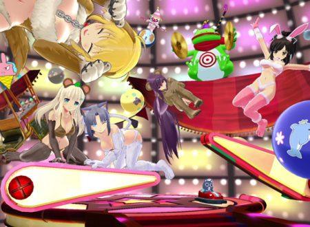 Peach Ball: Senran Kagura, pubblicati nuovi screenshots e informazioni sulla modalità Dressing Room