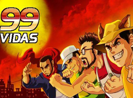 99Vidas: uno sguardo in video al titolo dall'eShop di Nintendo Switch