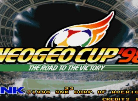 ACA NEOGEO Neo Geo Cup '98: The Road to the Victory: il titolo è in arrivo il 29 novembre sull'eShop di Nintendo Switch