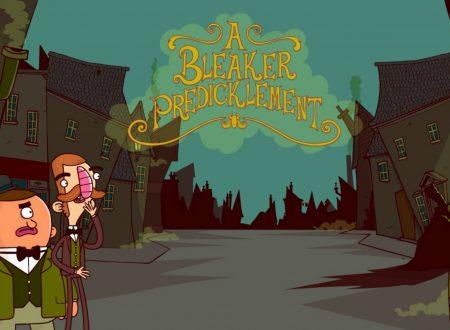 Adventures of Bertram Fiddle Episode 2: A Bleaker Predicklement, uno sguardo in video al titolo dai Nintendo Switch europei