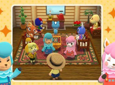 Animal Crossing: Pocket Camp, il titolo aggiornato alla versione 2.0.0 su iOS e Android