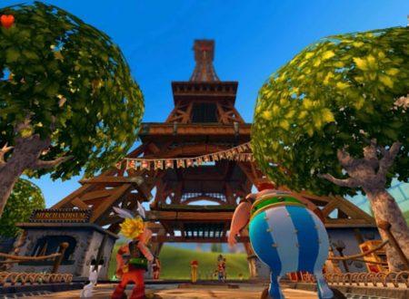Asterix & Obelix XXL 2: pubblicato il trailer di lancio del titolo su Nintendo Switch
