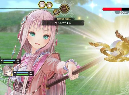 Atelier Lulua: The Scion of Arland, Amazon Japan ci mostra nuovi screenshots e la boxart giapponese