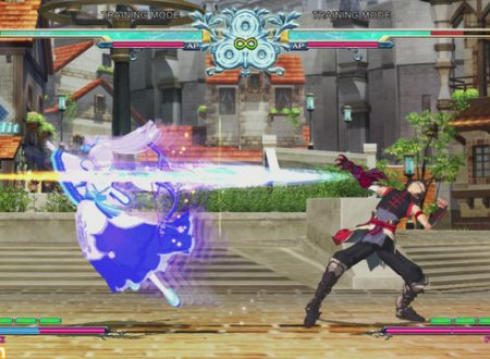 Blade Arcus Rebellion: fighting game della serie Shining è in arrivo su Nintendo Switch