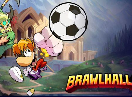 Brawlhalla: uno sguardo in video al Kung Foot con Rayman nel titolo