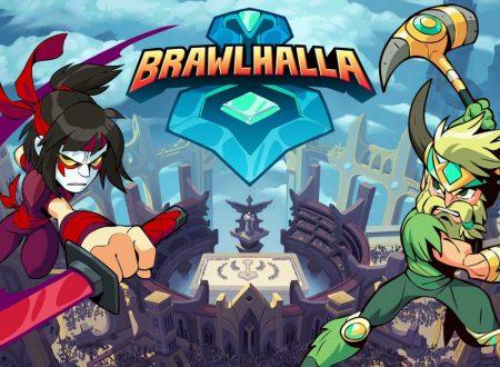 Brawlhalla: uno sguardo in video gameplay all'Early Access su Nintendo Switch