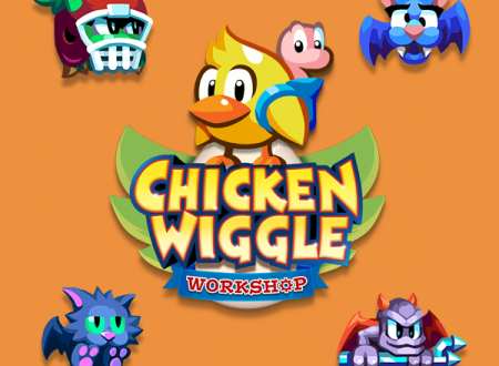 Chicken Wiggle Workshop: il titolo è in arrivo nei primi mesi del 2019 su Nintendo Switch