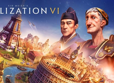Civilization VI: pubblicati 20 minuti di gameplay su Nintendo Switch