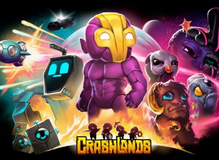 Crashlands: uno sguardo in video al titolo dai Nintendo Switch europei