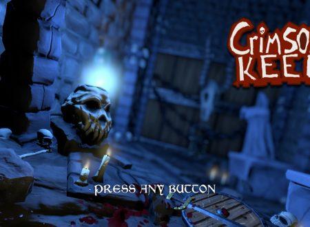 Crimson Keep: uno sguardo in video al titolo dai Nintendo Switch europei