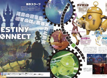Destiny Connect: annunciato il nuovo RPG di Nippon Ichi, in arrivo su Nintendo Switch