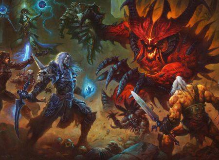 Diablo III: Eternal Collection, pubblicato il trailer di lancio del titolo