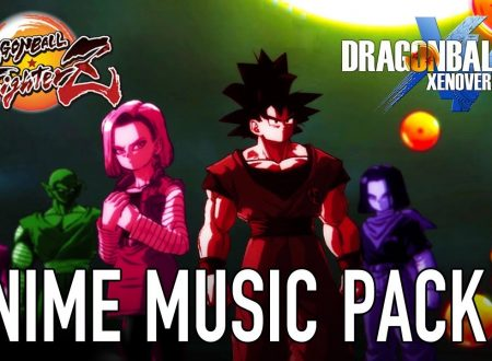 Dragon Ball FighterZ e Dragon Ball Xenoverse 2: l'Anime Song Pack 2 DLC è ora disponibile su Nintendo Switch